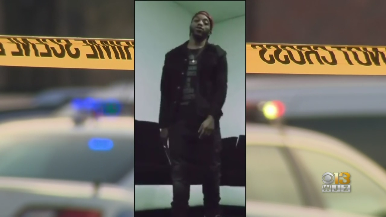 "Photo of East Baltimore rapper ""Dee Dave"" was killed in the Essex double shot – CBS Baltimore"