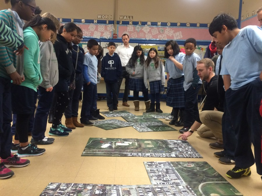 architecture in schools program
