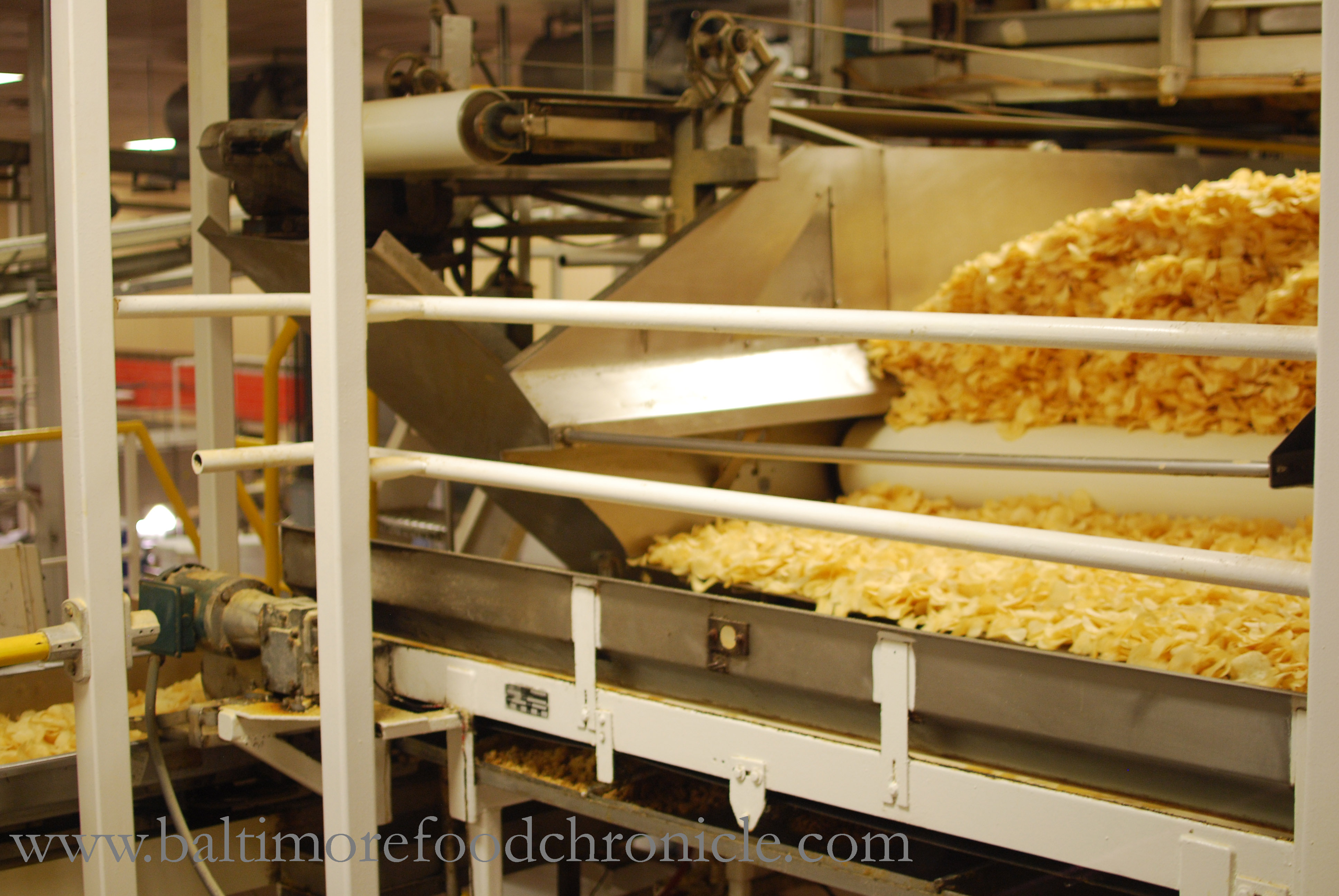 Utz Potato Chips Baltimore Food Chronicle