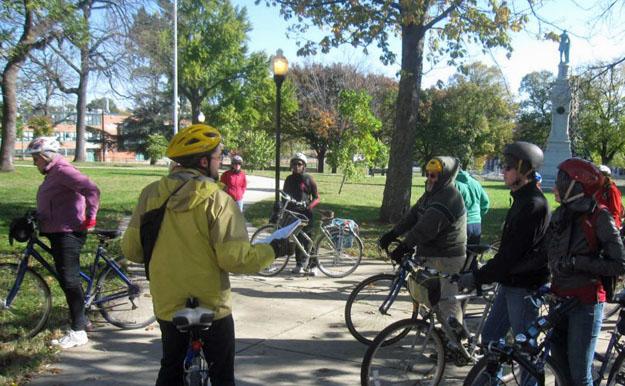 Baltimore by Bike