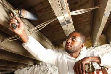Weatherization, Retrofit Baltimore