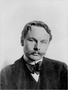 Photograph of Grosvenor Atterbury, 1904. Courtesy New York Office for Metropolitan History.
