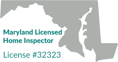 Maryland Licensed Home Inspector