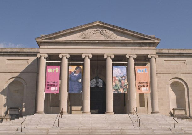 Baltimore museums and attractions