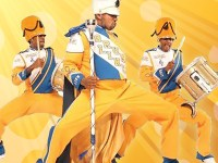 "Half Price Tickets to ""DRUMLine Live"": HBCU-Inspired Marching Band Revue"
