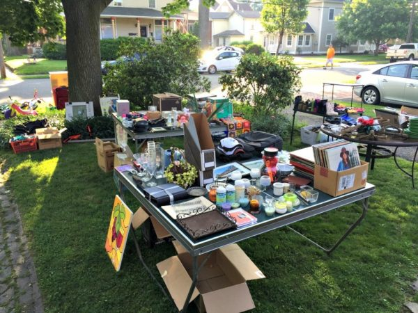 Baltimore Yard Sales