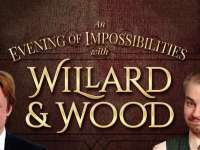 Half Price: Magic, Mentalism & Comedy at Willard & Wood: An Evening of Impossibilities