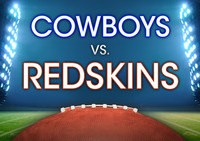 Huge Discount on Redskin-Cowboy Tickets