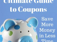 Learn the Secrets to Saving More Money with Coupons in Less Time
