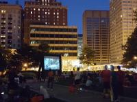 Don't Miss the Last Free Outdoor Movie!