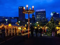 Christmas Village in Baltimore Opens November 23