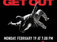 Free screening of Get Out on Presidents' Day
