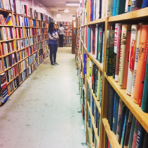 Browse the free books at The Book Thing