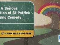 Free (and funny!) St. Patrick's Day show at The BIG Theater