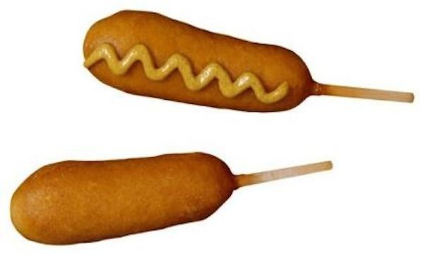 Sonic Drive-In corn dogs