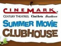Cinemark Summer Movie Clubhouse 2018