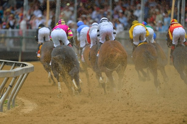 Preakness festivities on the cheap