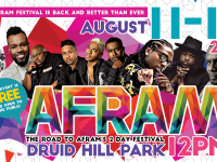 Baltimore AFRAM Festival 2018
