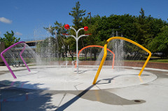 Baltimore Splash Pads