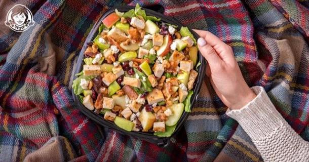 Wendy's Harvest Chicken Salad
