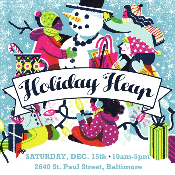 Holiday Heap Craft Show