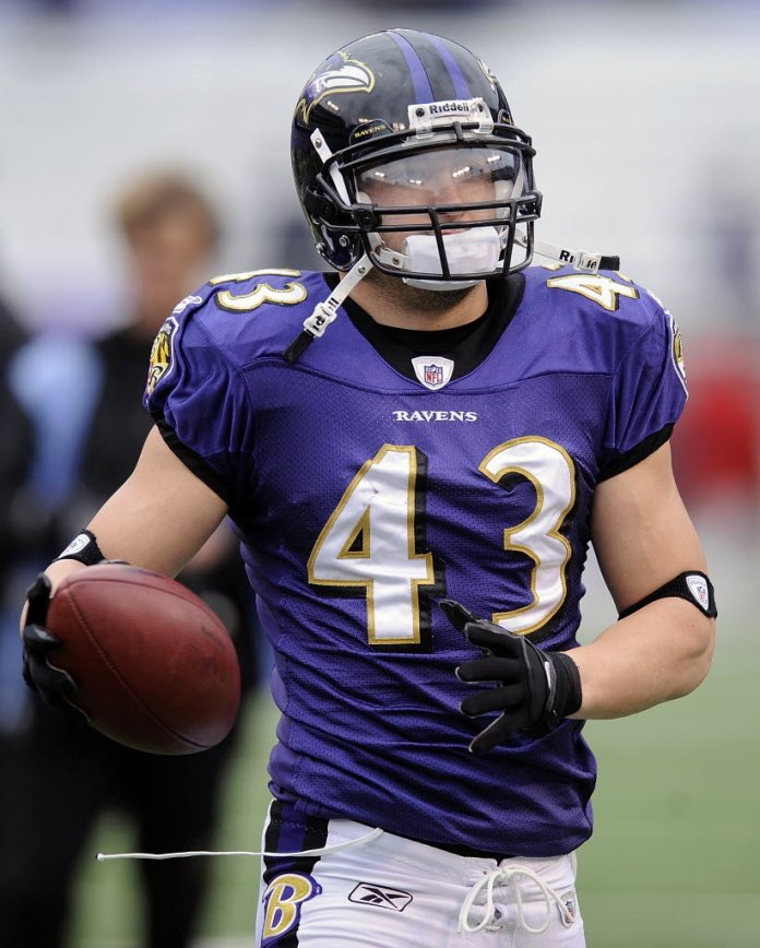 Reserve safety Nakamura latest to leave Ravens in free agency