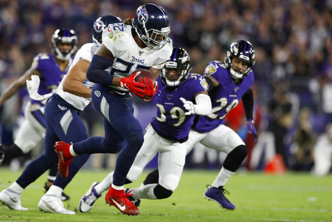 Twelve Ravens thoughts following playoff loss to Tennessee