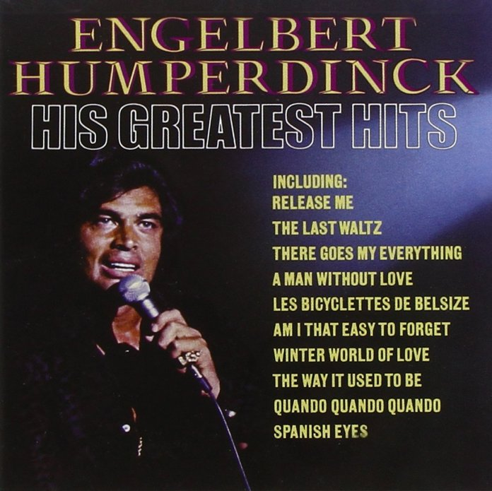For Engelbert Humperdinck, I was not that easy to forget