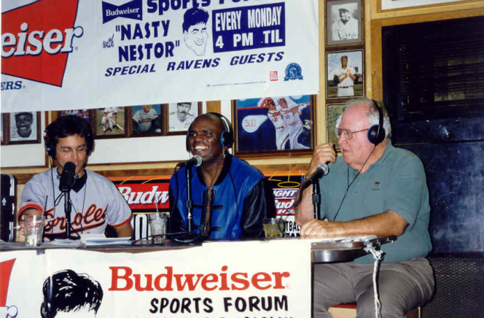 The night that Lawrence Taylor and Buddy Ryan dropped by The Barn
