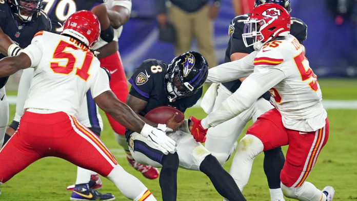 A discussion about calm, composure, leadership and the frustration of Lamar Jackson