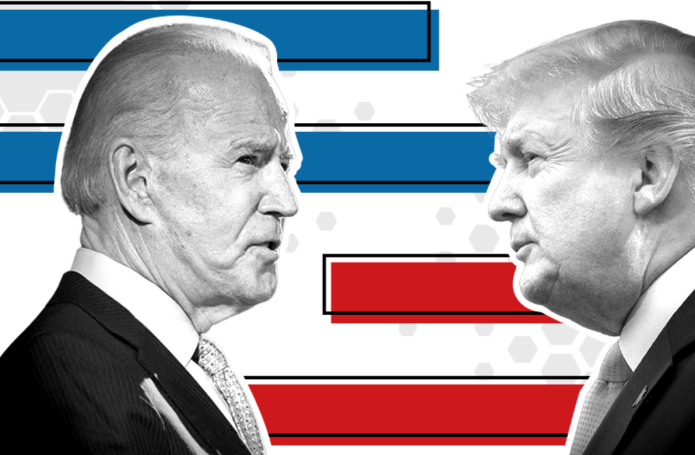 Pollster Patrick Gonzales says to not count out Trump over Biden despite what polls tell you