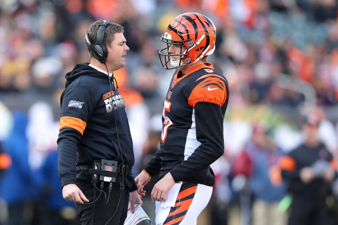 Bengals come to Baltimore with youth movement and legit franchise QB