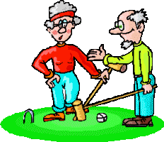 Stop playing croquet