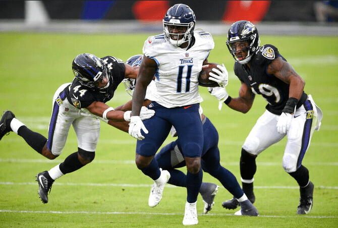 What is the next chapter of Ravens vs. Titans?