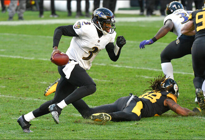 Griffin, three other veterans waived as Ravens make 11 reserve-future signings