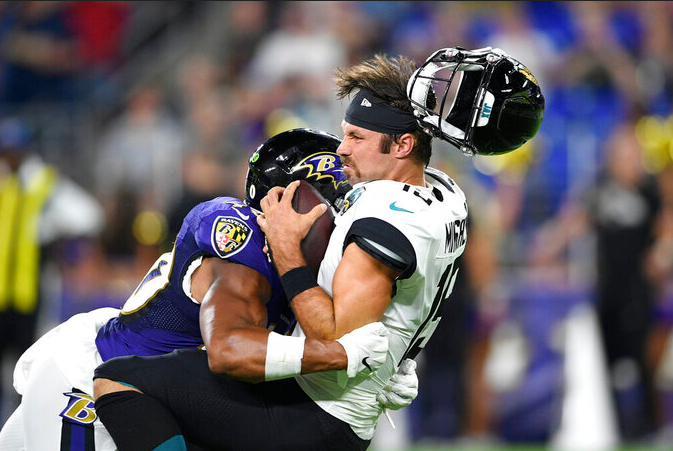 Twelve Ravens thoughts (and a prediction) for Week 15 meeting with Jacksonville