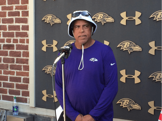 Ravens assistant David Culley to become Houston head coach