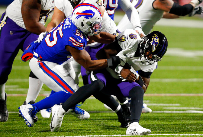 Familiar problems coupled with unexpected miscues sink Ravens in end