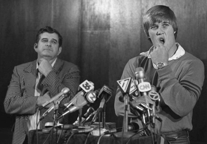 Remember that time John Elway was drafted by the Baltimore Colts?