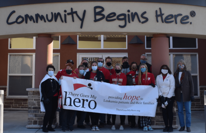 Heroes needed: Apply within with a swab