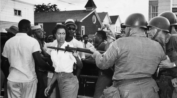 The face of fighting racism in Cambridge in the 1960s