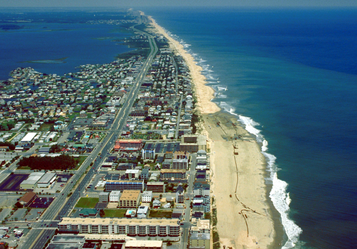 Meeting the future challenges of Ocean City