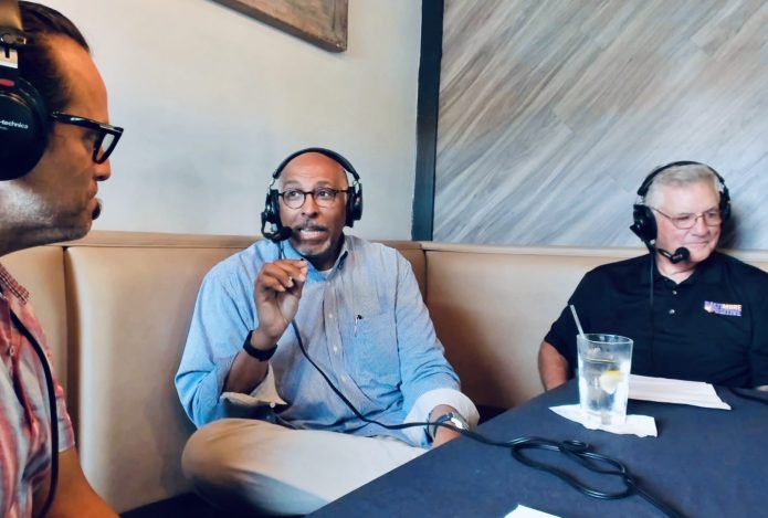 Discussing the state of the Republican party in Maryland with Michael Steele