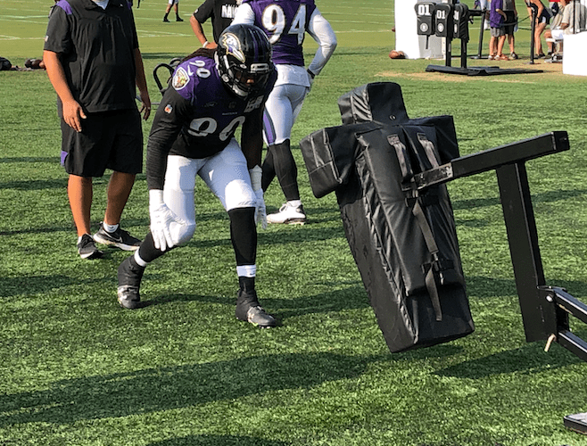 McPhee, Levine, McSorley headline list of Ravens cuts to get down to 53 players