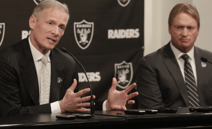 Can Gruden put the shine back on The Shield on The Strip?