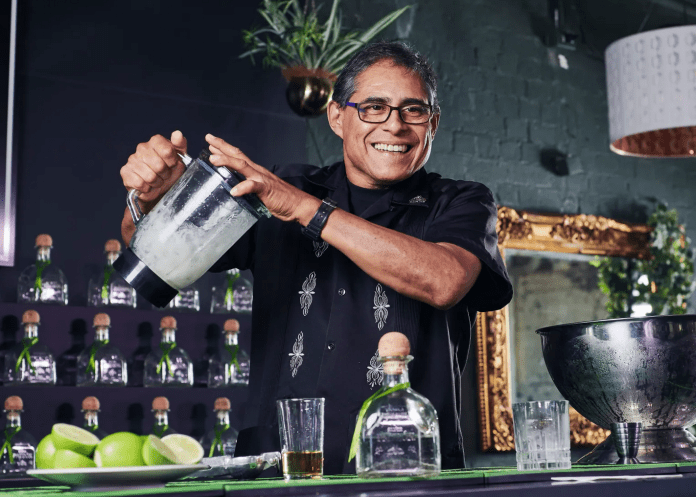Talking Tommy's Tequila and Raiders football with our legendary Bay Area amigo Julio Bermejo