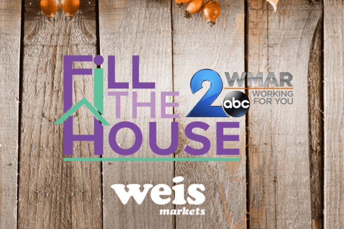 Join Weis and our friends at WMAR in helping local women and children at House of Ruth