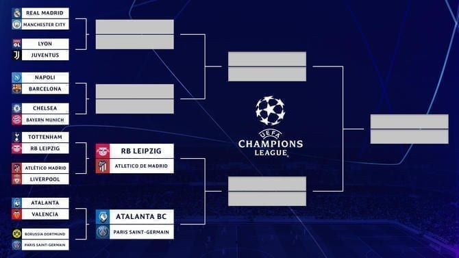 UEFA Champions League - The Final Stretch - Baltimore ...