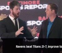 Baltimore Ravens 21, Tennessee Titans 10 - Week 10 recap on Channel BSR