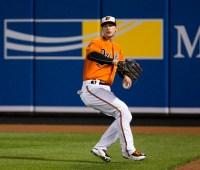 Joey Rickard - Baltimore Orioles